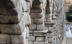 Un foro de arqueología desvelará el origen de las piedras del Acueducto