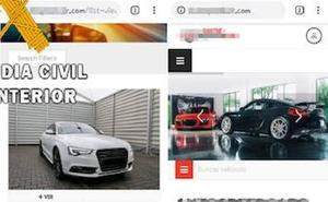 Una denuncia en Guardo destapa una estafa en Internet de venta de vehículos de alta gama