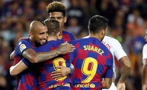 El Barça, LaLiga y la impunidad