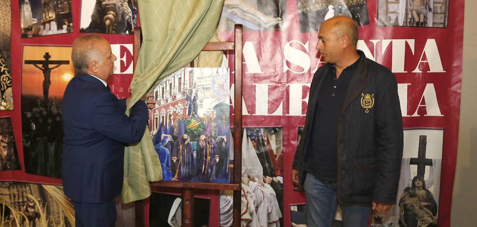 La Semana Santa de Palencia ya cuenta con cartel anunciador