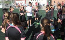 Tres lustros de apoyo al fútbol femenino
