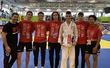 El salmantino Alvaro Antón logra el bronce en Vigo en la Supercopa de España cadete