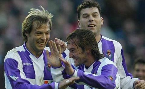 El Real Valladolid solo ha ganado tres veces en San Mamés