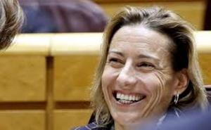 Marta Domínguez opta a una plaza para la Policía Local de Palencia