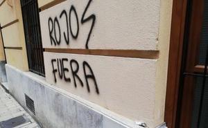 IU Valladolid denuncia un nuevo «ataque» a su sede por tercera vez en menos de un mes