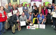 Estos son los ganadores del concurso provincial de tapas y cócteles