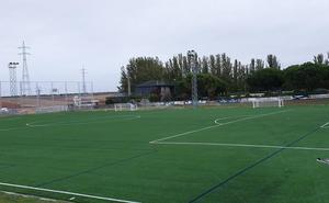 Concluyen las obras de mejora del campo Tori en el que juega la cantera del Salamanca CF UDS