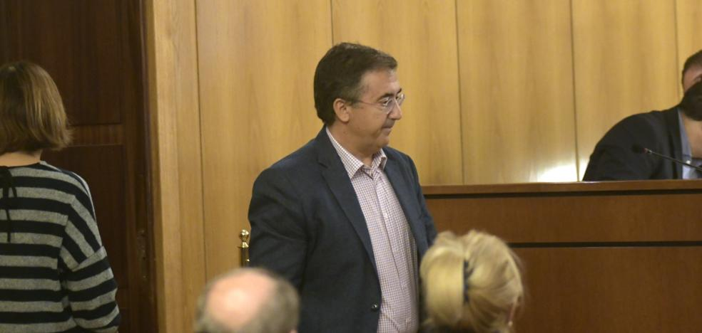 Marinero reconoce que la Junta no comprobó en profundidad la última versión del PGOU de Valladolid que aprobó en 2004