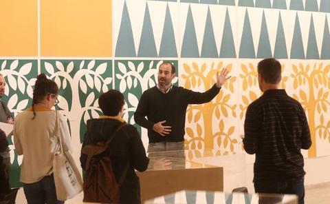 El Patio Herreriano explora la pedagogía en el arte