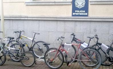 Cae en León 'la banda de la bicicleta', sospechosa de cometer múltiples robos de bicis