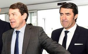 Los sueldos del gobierno autonómico: Suárez-Quiñones es el que más cobra; Mañueco, el que menos
