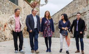 José Luis Aceves acusa al presidente de la Diputación de actuar «en plan matón»