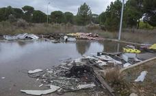 El Parque Tecnológico de Boecillo espera una solución para acabar con la falta de mantenimiento