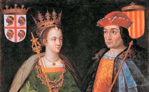 550 años de un matrimonio real en Valladolid