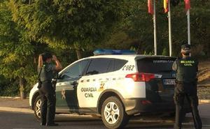 Tres jóvenes detenidos por robos en el interior de vehículos en el casco urbano de Tudela