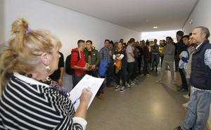 Marta Domínguez no acude al examen para policía local de Palencia, que reúne a 404 de los 574 admitidos
