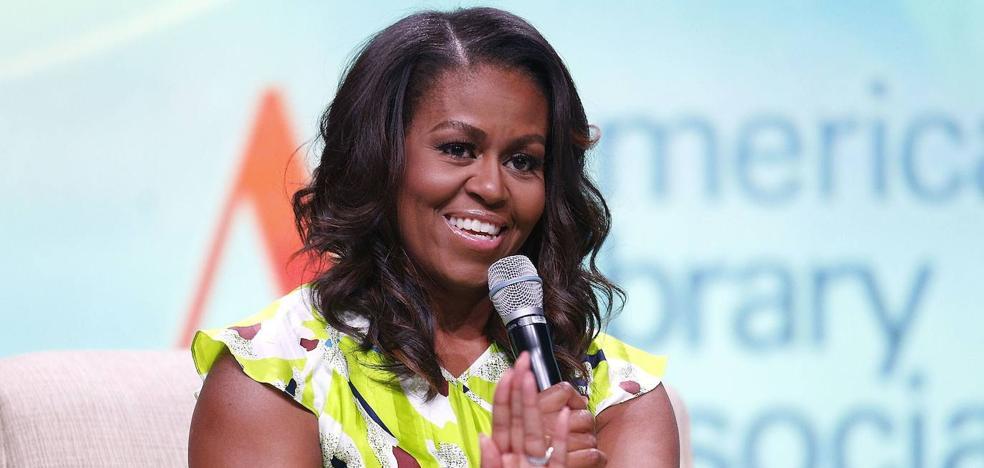 Michelle Obama saca nuevo libro