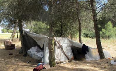 Explotaban a dos rumanos en Cuéllar con jornadas de doce horas sin descanso durante un mes seguido