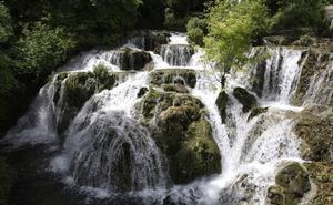 Orbaneja: ¿una cascada en un pueblo o un pueblo en una cascada?