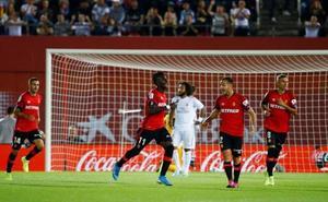 El Mallorca marca el primero