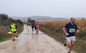 Giralda y Diago dominan en Valbuena de Duero un nueva prueba de Entreviñas
