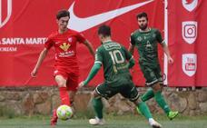 Segundo empate seguido en casa para el Santa Marta ante el Atlético Astorga (0-0)