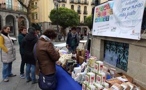Las instituciones de Segovia se quedan lejos del objetivo del 0,7% para la cooperación al desarrollo