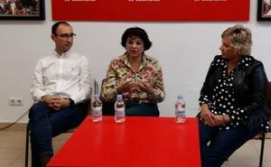 El PSOE revela sus planes en igualdad a colectivos de mujeres de Salamanca