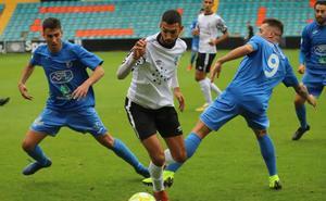El filial del Salamanca CF UDS vuelve a ganar y recupera la segunda plaza (3-2)