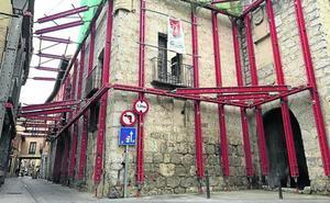 Tordesillas invertirá 538.000 euros en la consolidación del Palacio de los Alderete