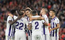 El gol del Real Valladolid era penalti