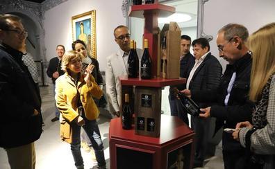 Presentan una nueva edición del vino Don Pedro Rosingana