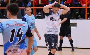 El FS Salamanca Unionistas deja escapar los primeros puntos de La Alamedilla (3-3)
