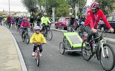 Laguna se pronuncia contra la droga con su XXII Bicicletada Popular