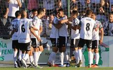 El Salamanca CF UDS, a mejorar en el juego para meter la quinta