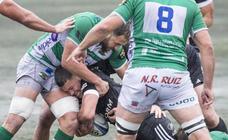 Partido de rugby Independiente - El Salvador disputado en San Román de la Llanilla