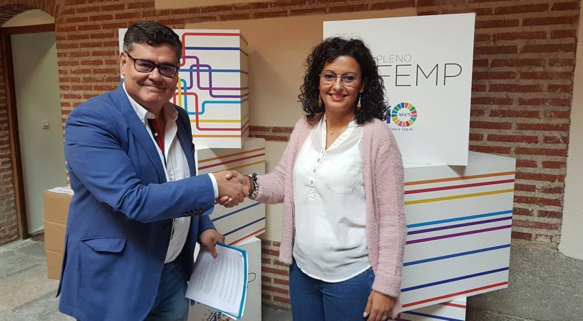 Acuerdo para mejorar la competitividad de los socios de la Ruta del Vino Ribera del Duero