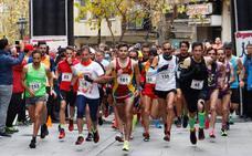 Médicos y pacientes, juntos por la salud y el deporte en la carrera popular organizada por el Colegio de Médicos de Salamanca