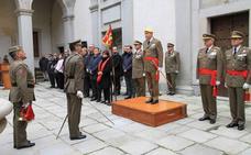 Inauguración del curso de la Academia de Artillería