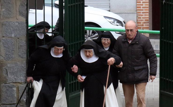 Votaciones a primera hora en los barrios de Segovia