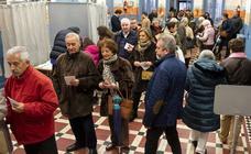 La jornada electoral en Segovia continúa con total normalidad