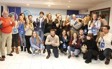 ¿Cómo viven los partidos la noche electoral en Palencia?