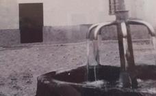 Así llegó el agua potable a Bahillo