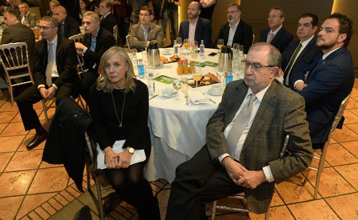 Asistentes a los Encuentros de El Norte con Alfonso Fernández Mañueco