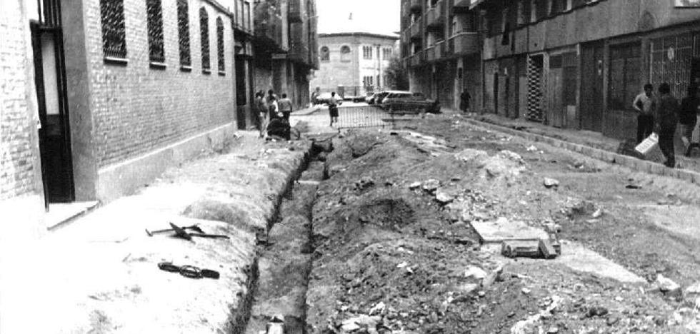 Adiós al Valladolid sucio e insalubre