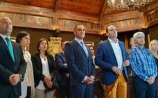 El PP de Madrid resolverá el entuerto del ayuntamiento de El Burgo que pone en jaque el gobierno de la Diputación de Soria