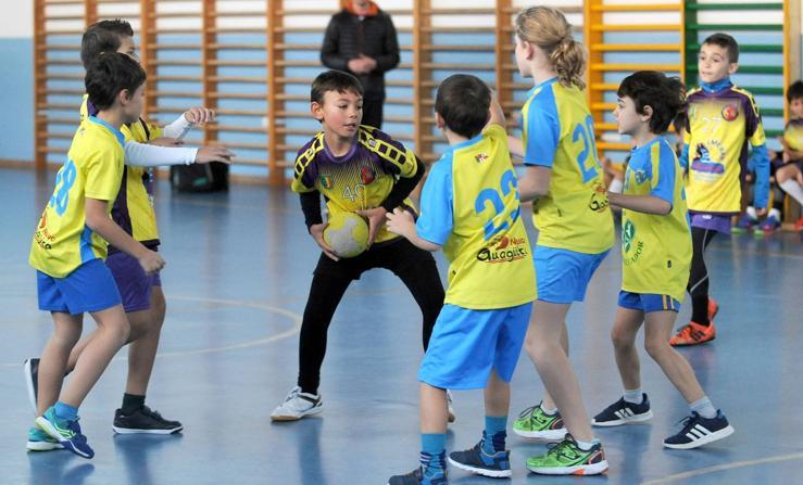 Deporte Base del 23 y 24 de noviembre. Valladolid