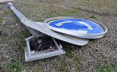 La Guardia Civil de Soria investiga a un kamikaze que circulaba en sentido contrario, ebrio y sin permiso