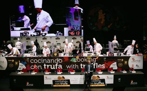 Arranca el II Concurso Internacional de Gastronomía 'Cocinando con Trufa' con un jurado compuesto por 15 Estrellas Michelín