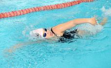 Buenos resultados para los nadadores vallisoletanos en la primera jornada escolar